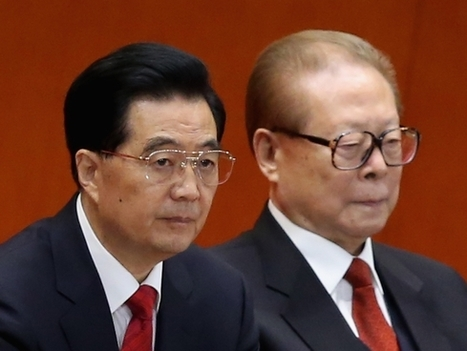 China's Hu Jintao urges party control, curb on corruption - Journal and Courier | AUSTERITY & OPPRESSION SUPPORTERS  VS THE PROGRESSION Of The REST OF US | Scoop.it