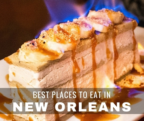 Where To Eat In New Orleans – 7 Restaurants You Have To Try | Oak Alley Plantation: Things to see! | Scoop.it