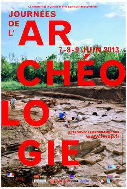 Journées nationales de l'archéologie | Famille-joelgrave | Scoop.it