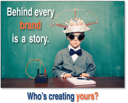 Is Your Brand Story Worth a Listen? | Storytelling in Marketing | Scoop.it