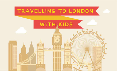 Travelling to London with Kids [INFOGRAPHIC] | Infographics by Infographic Plaza | Scoop.it