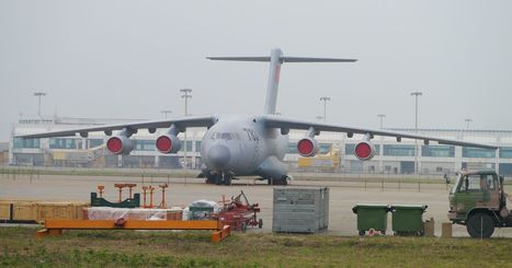 China Reports Y-20 Aircraft IOC in 2017 | Center Comradedom | Scoop.it