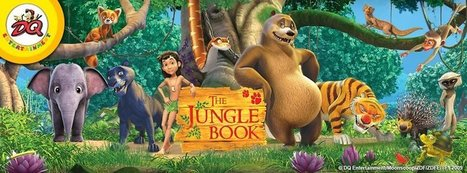 DQE Jungle Book | Facebook | Animation Industry | Scoop.it