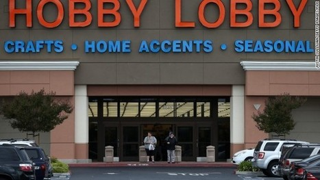 Hobby Lobby: the Bible verses behind the battle - CNN (blog) | Real Life and the Word | Scoop.it