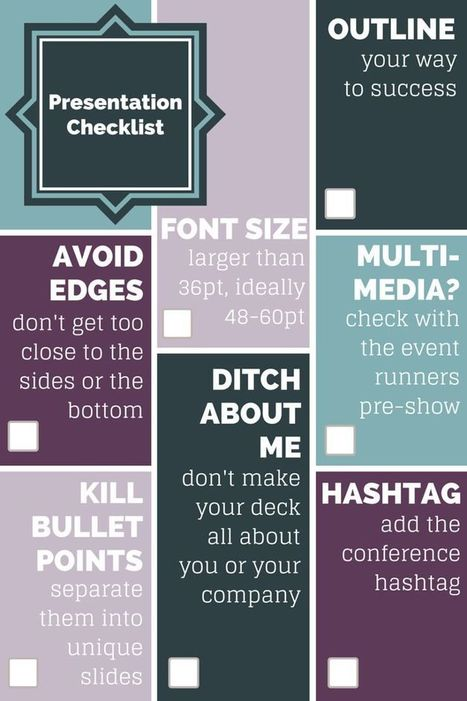 Presentation Design Tips For Busy Business Prof... | Professional Presence | Scoop.it