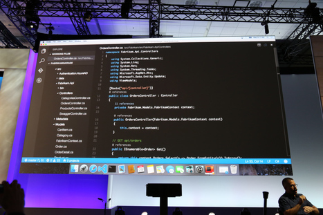 Microsoft Launches Visual Studio Code, A Free Cross-Platform Code Editor For OS X, Linux And Windows | mobile & embedded engineering | Scoop.it