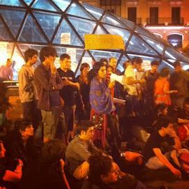 Tercera noche de desalojo injustificado en Sol ~ Agora Sol Radio | Occupy Belgium | Scoop.it