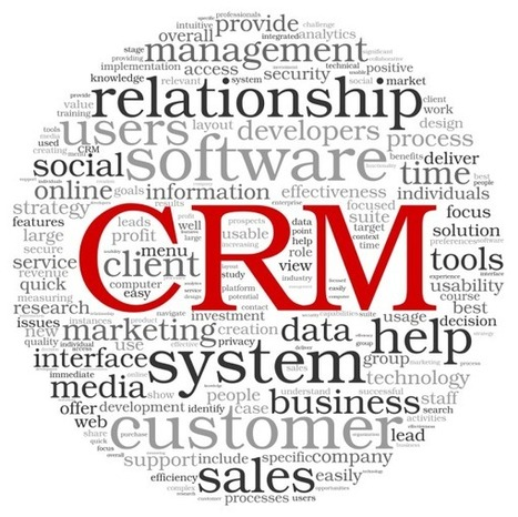 Deploying CRM, One Step at a Time - Smart Data Collective | eWorld | Scoop.it