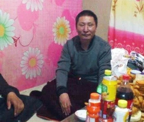 """Tibetan Political Activist Freed After 17 Years in Jail 
