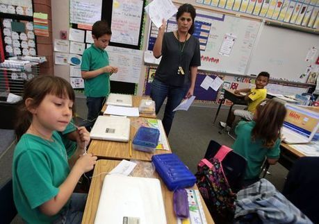Elementary school homework: How young is too young? - The Desert Sun | Emergent Curriculum` | Scoop.it