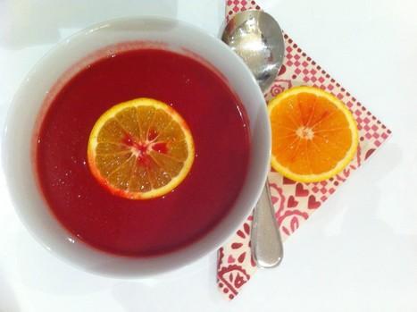Body Soul Nutrition | Beetroot, Blood Orange & Ginger Soup | The Basic Life | Scoop.it