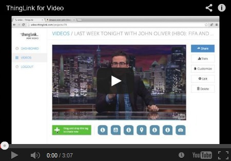 A round-up of interactive video options | learning design | Scoop.it
