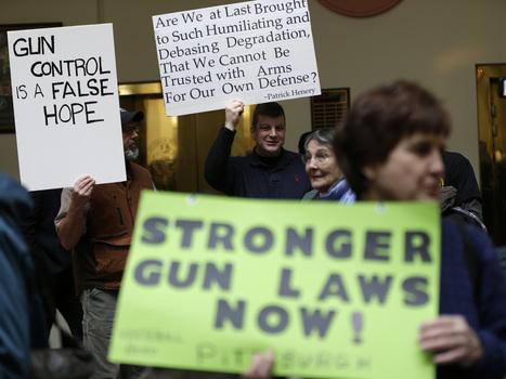Loaded Words: How Language Shapes The Gun Debate : NPR | Tea Partying | Scoop.it