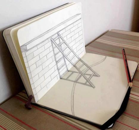 3D Art... | I didn't know it was impossible,,, and I did :-) - No sabia que era imposible,,, y lo hice :-) | Scoop.it