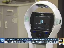 Clínica Mayo utiliza VGo para mejorar la atención del Ictus en la Clínica a distancia | VGo robotic | Salud Publica | Scoop.it