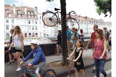 Besançon : Avec Bien urbain, l'art investit à nouveau la ville | Créativité urbaine | Scoop.it