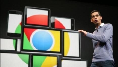 Sundar Pichai: le nouveau patron d'Android | Android for Business | Scoop.it