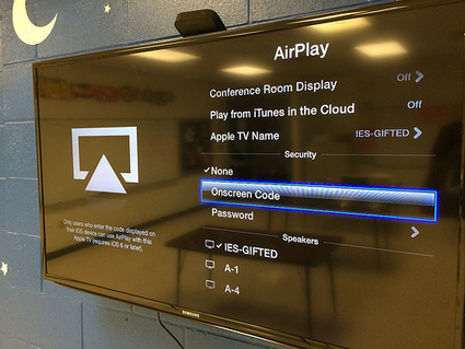 Moving at the Speed of Creativity | Tips for Getting Started with AppleTV Mirroring | Educational Technology 411 | Scoop.it