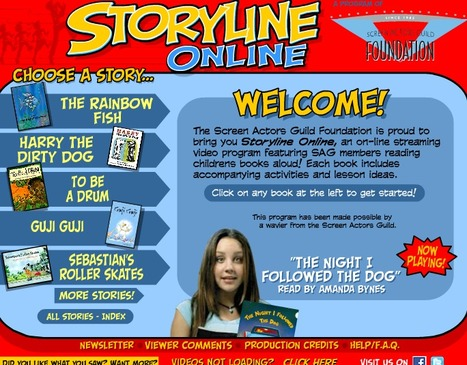 Storyline Online | E-Learning Methodology | Scoop.it