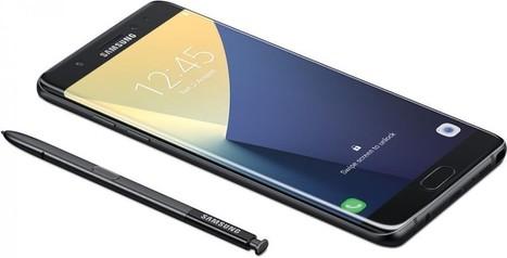 Samsung Galaxy Note7 Edge Cell Phones | Smartphones | Scoop.it