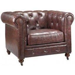 Dans le salon, le grand chic Chesterfield ! | La décoration : les tendances | Scoop.it