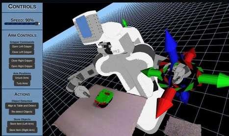 Robots need your brain power to get smarter | Zero Moment | Cultibotics | Scoop.it