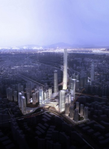 Masterplan for the Honghe Project / AECOM | The Architecture of the City | Scoop.it