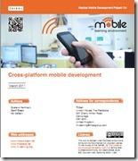 Cross-platform Mobile App Development [Free Download Report] | Tribal Labs | iOS development | Scoop.it