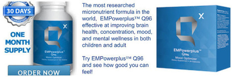 Try Empowerplus Q96 Today and feel Great! $10.00 discount | Q Sciences  Empowerplus Q96 | Scoop.it