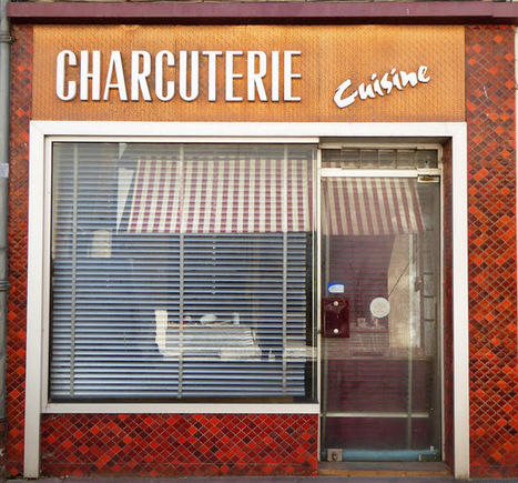 Des signes sur les murs: Charcuterie cuisine. | SemioFood | Scoop.it