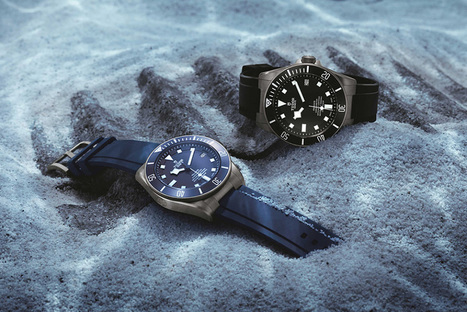 Tudor Introduces New 2015 Pelagos | #Design | Scoop.it