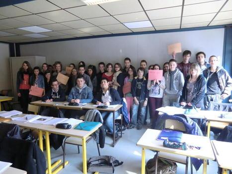 Saint-Omer : des collégiens et des lycéens luttent contre les préjugés et rencontreront Lilian Thuram   Actualités du CDI   Scoop.it