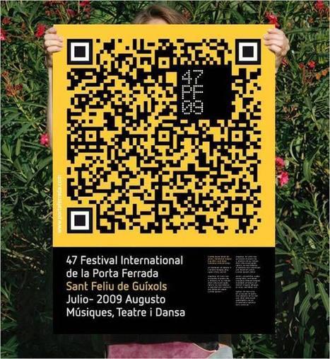 47 Festival Internacional de la Porta Ferrada 2009 | eStudio Calamar | Girona - Berlin | Qr code | Scoop.it