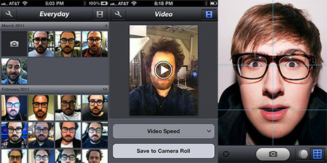 Start a Self Portrait per Day Project with New Everyday App | Photography Gear News | Scoop.it