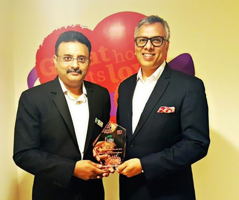 Arya Ray awarded as the best finance leader of the year | Finance tips | Scoop.it