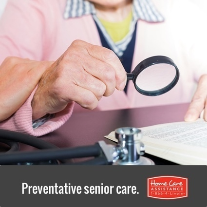Common Senior Health Problems | Home Care Assistance of Denton County | Scoop.it