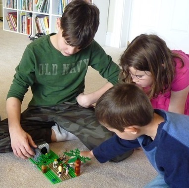 Easter Story LEGO Challenge | HCS Learning Commons Newsletter | Scoop.it