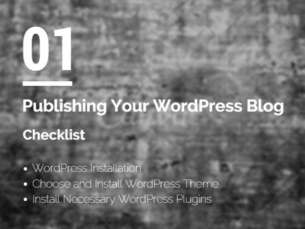 "Publishing Your WordPress Blog - ""Hello World"" | Web Design, Web Development & SEO | Scoop.it"