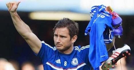 Lampard Verifies Several Weeks Exit | Waksap Sport | waksapblog | Scoop.it