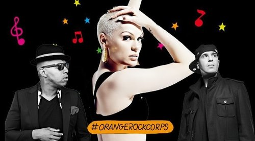 Jessie J, Oxmo Puccino et DJ Cut Killer en concert pour Orange Rock Corps