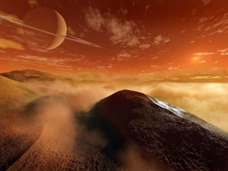 Titan's giant dunes track ancient climate | Politically Incorrect | Scoop.it