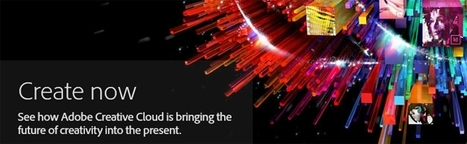 Thumbs up for Adobe Creative Cloud | ITProPortal.com | Cloud Central | Scoop.it