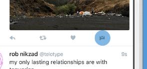 Twitter ajoute un bouton pour partager un tweet par message privé – Les outils de la veille | Les outils du Web 2.0 | Scoop.it
