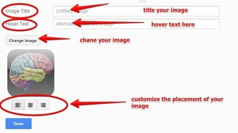 Teacher's Guide to Adding Images in Google Forms ~ Educational Technology and Mobile Learning | Edtech PK-12 | Scoop.it