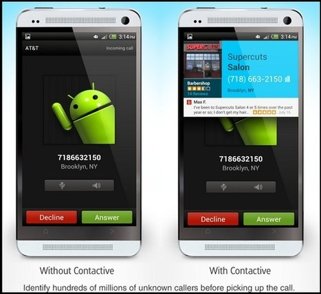 How To Get Caller ID information Of Unknown Phone Numbers « Tricks For You   Andriod   Scoop.it