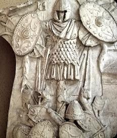 Legio VII Claudia: El terror de las legiones romanas: el falx | Mundo Clásico | Scoop.it