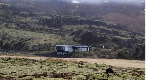 Sustainable Design at ION Hotel, Iceland | sustainable architecture | Scoop.it