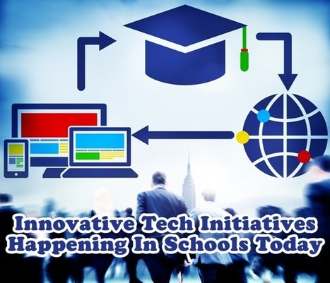 Innovative tech initiatives happening in schools today | Assignment Writer UK | Scoop.it