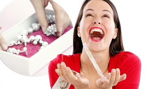 Women of 40 typically have a jewellery collection worth £6,000 | Kickin' Kickers | Scoop.it