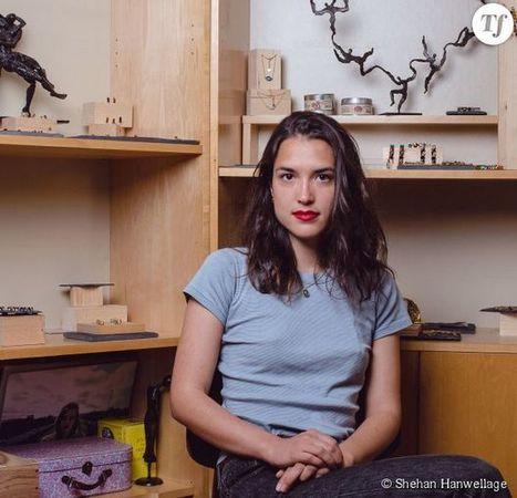 Interview de Louise Damas : des bijoux et des livres | Bijoux créateurs | Scoop.it